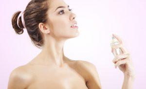 parfum kullanimi