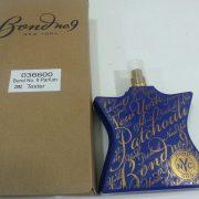 Bond-No.9-Newyork-Patchouli tester perfume