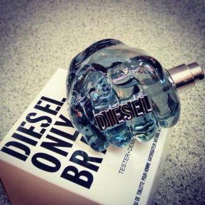 Diesel Only The Brave edt 125 ml Erkek Tester Perfume