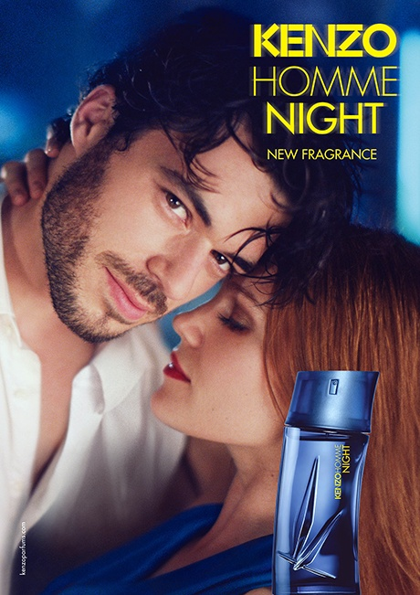 Kenzo pour homme sport night sexy