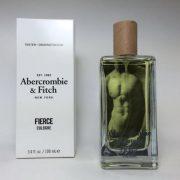abercrombie fierce edc 100ml erkek tester parfüm