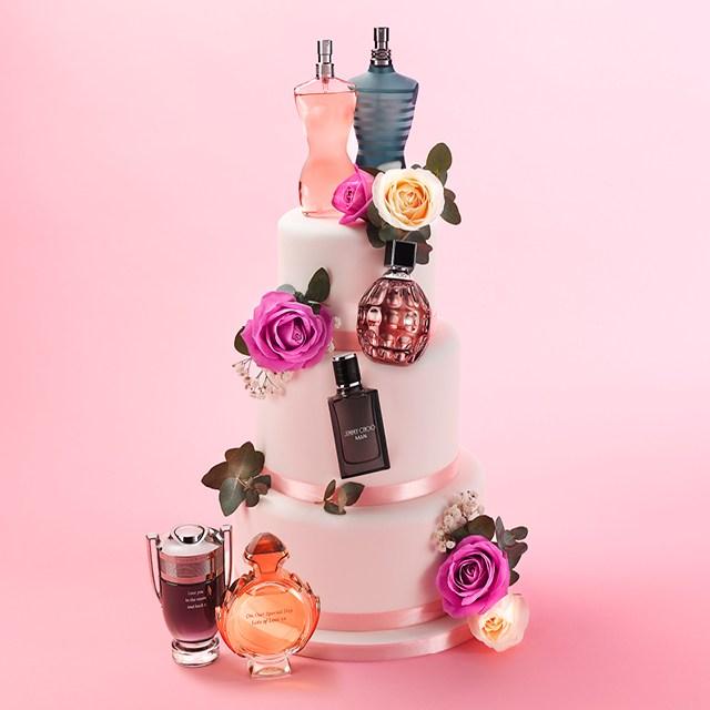 düğün parfümleri
